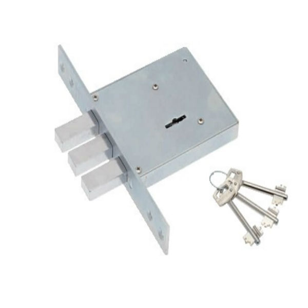 Допълнителна касова брава с три шипа – Е60