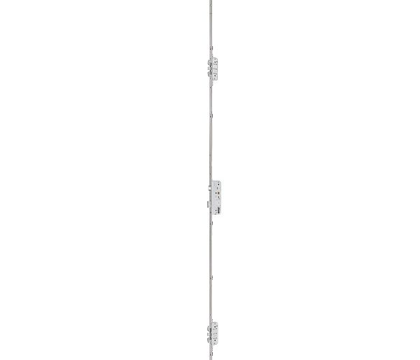 Мултиточкова брава за дървени входни врати POSEIDON